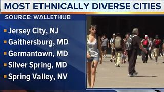 Las Vegas neighborhoods among most diverse in country - Video