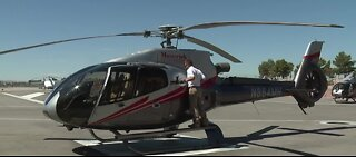 Veteran's Voice: Veteran is back to work and back in the sky