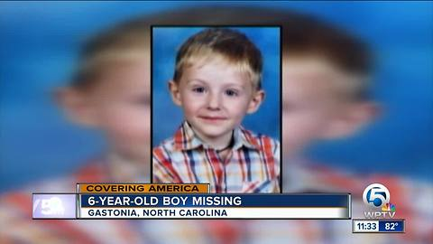 North Carolina authorities search for missing 6-year-old with autism