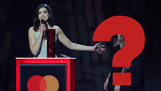 Dua Lipa Breaks The 'Rules' During Epic Acceptance Speech At Brit Awards - Video