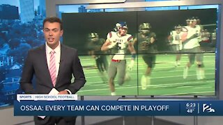 OSSAA: Every team can compete in playoffs