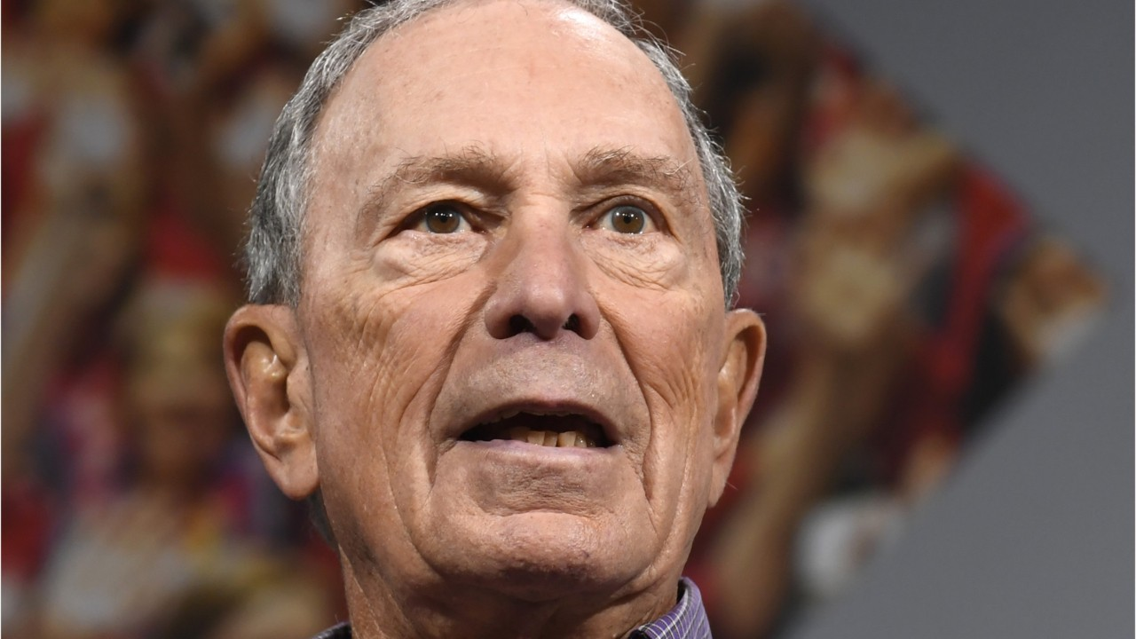 Michael Bloomberg may enter 2020 presidential race due to Biden