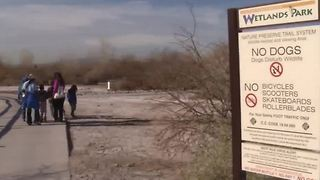 Clark County Wetlands trailhead to be closed through Sept. 20 - Video