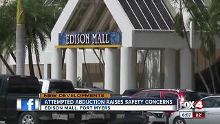 Attempted child abduction at SWFL mall - Video