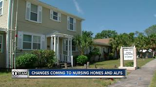 Changes coming to nursing homes and ALFs | WFTS Investigative Report
