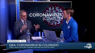 Coronavirus in Colorado: Your COVID-19 questions answered, from a doctor