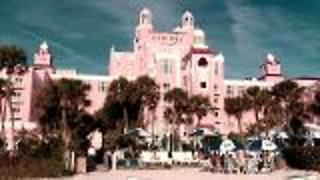 The Intriguing History of Loews Don CeSar Hotel - Video