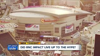 Did The RNC's impact live up to the hype? - Video