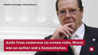 In memoriam: Roger Moore | Rare People - Video