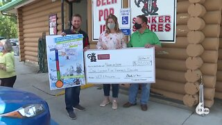 Stinker Stores Piece of Hope Campaign