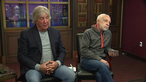 Interview with Geoffrey Fieger and Frank Amedure, Jr