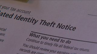Identity theft not only a problem for the living - Video