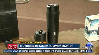 Outdoor Retailer summer market starts today in Denver
