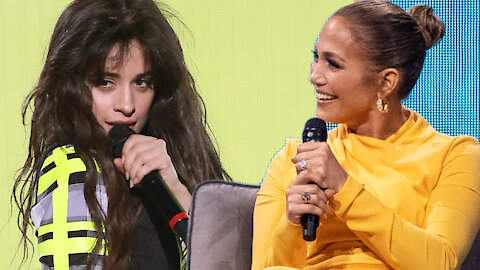 Camila Cabello Gives MAJOR Props To JLo For Her Cinderella Role Casting!