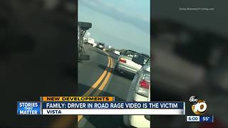 Road rage driver charged