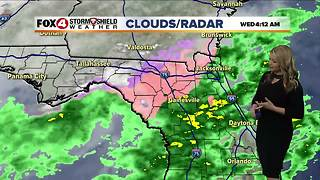 Florida braces for unusual winter storm that may bring snow - Video
