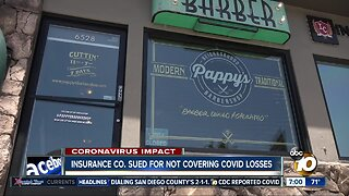 San Diego barber: Insurance denied claims for business interruption coverage