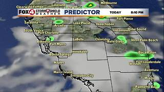 FORECAST: Morning Sun, Afternoon Storms - Video