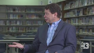 Outgoing CCSD superintendent talks marijuana money and striving for student success - Video