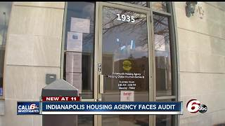 Indianapolis Housing Agency faces federal review - Video