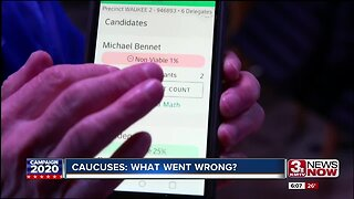UNO professor discusses what went wrong with Iowa Caucus app