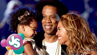 Beyonce & Jay Z Let Blue Ivy Make RIDICULOUS Bid At Art Auction! - Video