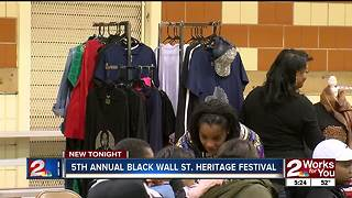 Black History lacy park - Video