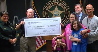 Project Lifesaver helps local family