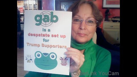 Andrew Torba and GAB are a DEEPSTATE SETUP TO TRAP TRUMP SUPPORTERS