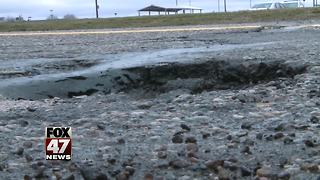 How To Avoid Becoming A Pothole Victim - Video