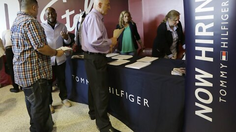 Weekly Jobless Claims Fall More Than Expected To 1.18 Million
