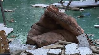 Lotus of Siam warned landlord of roof issues before collapse - Video