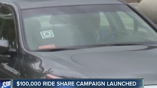 Erie County to spend $100k towards ridesharing - Video