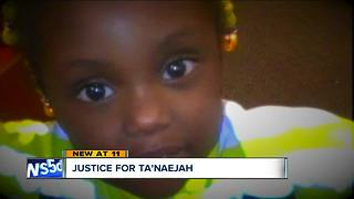 Family of Ta'Naejah McCloud praying for justice ahead of trial