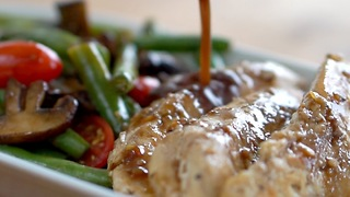 One-Pan Balsamic Chicken - Video