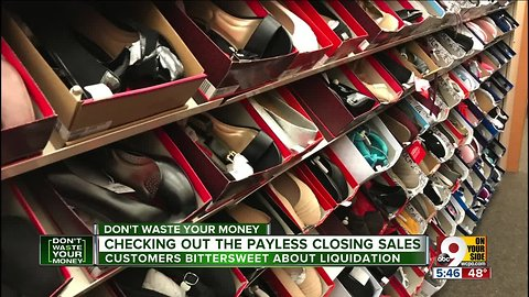 Don't Waste Your Money: Are Payless closing sales worth it?