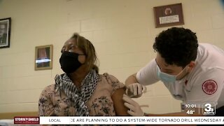 Vaccine clinic organizers bring focus to need in North Omaha
