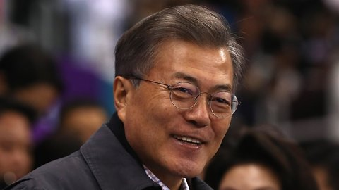 South Korea's President Says The North Is Willing To Talk To The US