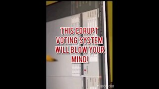 This corupt voting system will blow your mind
