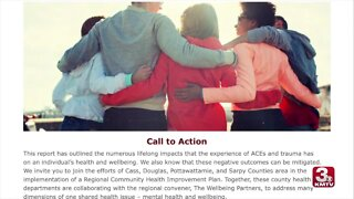 Report highlights adult mental health issues
