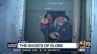 Looking for a Halloween activity? Check out the 'haunted' jail in Globe - Video