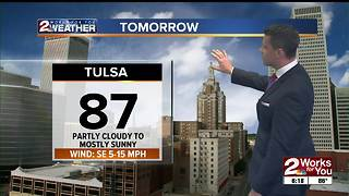 2 WORKS FOR YOU FRIDAY FORECAST - Video