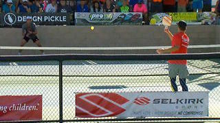Pickleball, anyone? Tournament coming to Casa Grande! - Video