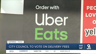 City Council to decide whether to renew cap on delivery fees