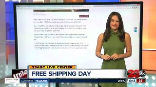 Free Shipping Day - Video