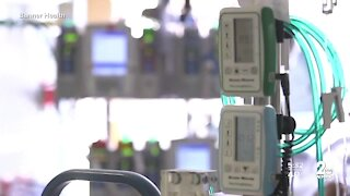 COVID patient gets lung transplant because of severe impacts