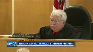 Slender Man stabbing survivor's mother details physical, emotional scars - Video
