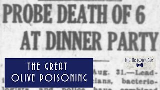 "The ""Great Olive Poisoning"" of 1919"
