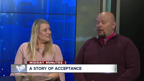 Midday Minutes: A story of acceptance -- joining forces to support Gay and Lesbian Youth