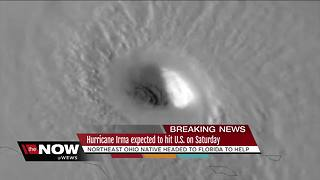 NE Ohio native and navy man prepares to help with Hurricane Irma aftermath - Video